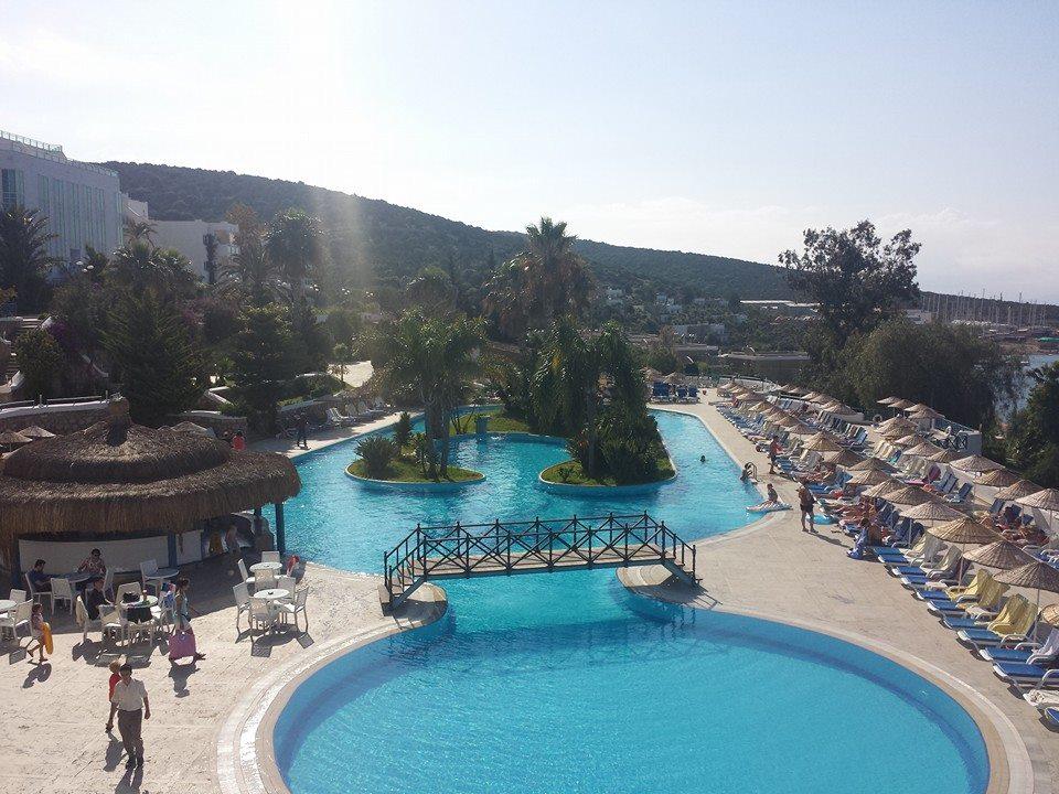 Bodrum Holiday Resort en Spa