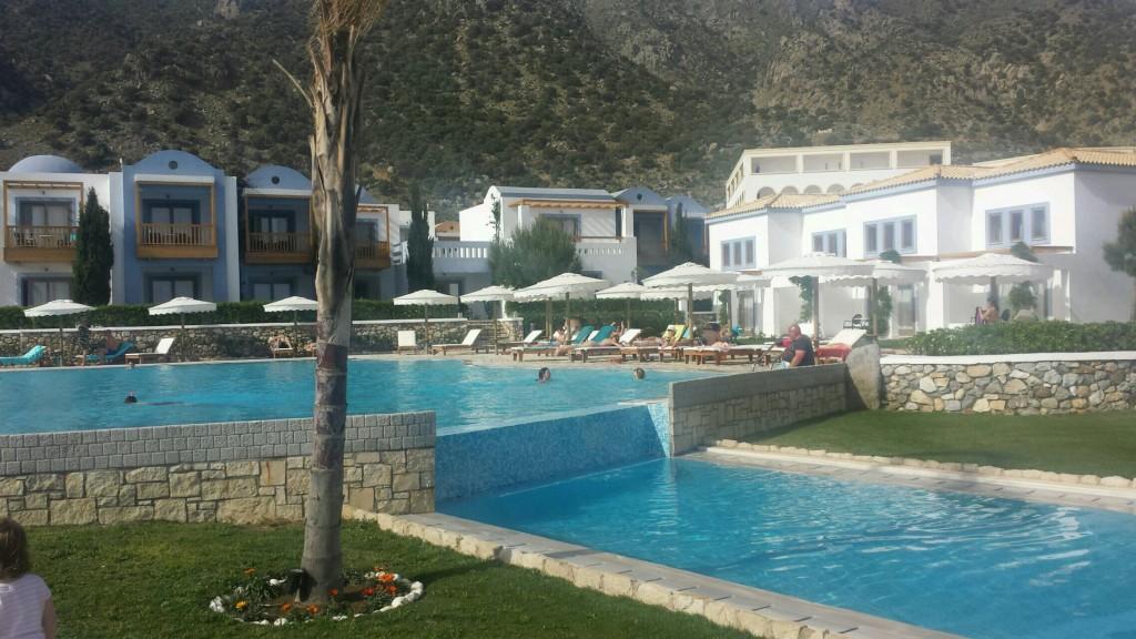 Mitsis Blue Domes Exclusive Resort en Spa Kardamena